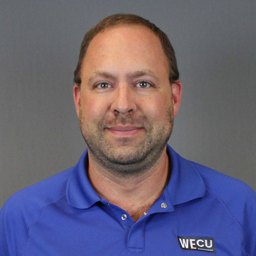 Matt Gustke - WECU Systems Engineer