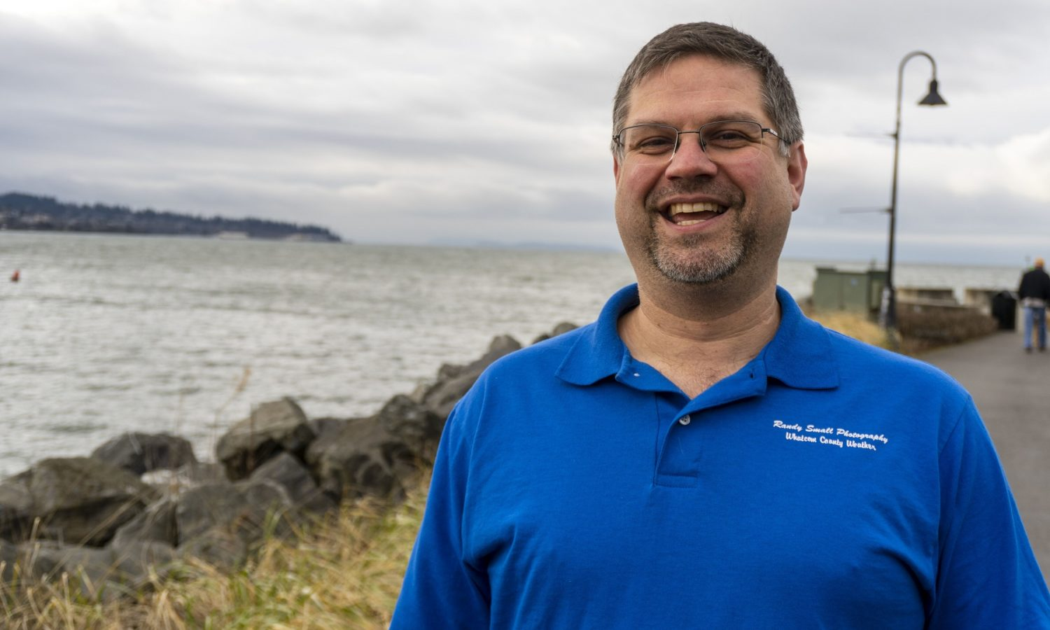 Randy Small, founder of Whatcom County Weather.