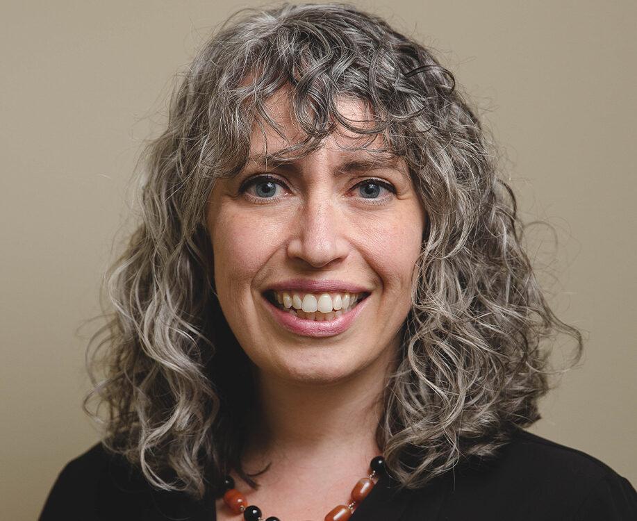 Laurel Larsen.