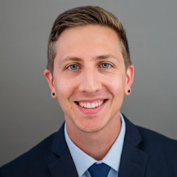 Nick Borg, Real Estate Loan Supervisor.